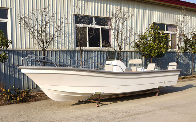 Fiberglass Fishing/Panga Boat 22Ft/6.6M
