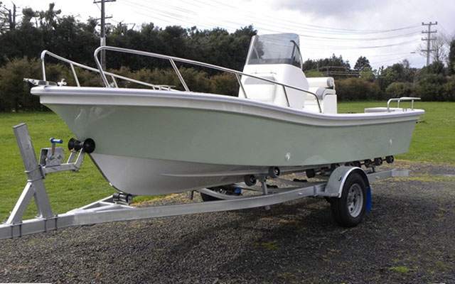 Fiberglass Fishing/Panga Boat 19Ft/5.8M