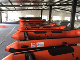 Liya rescue inflatable boats from 2m to 8m