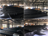 Liya 7.5m new finished inflatable UB boat