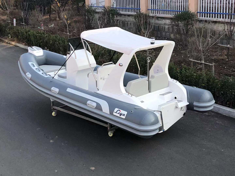 HYP520 new finished boats