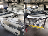 Welcome to visit the production process of Liya inflatable boat