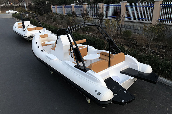 Liya 22Feet/6.6Meter new hypalon Inflatable rib Boat